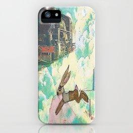 Run Bertie iPhone Case