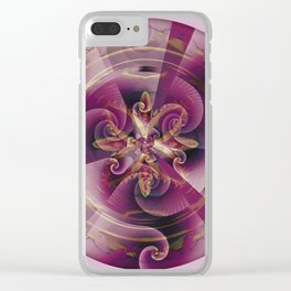Mandalas of Healing and Awakening 11 Clear iPhone Case