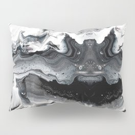 Marble in the Water Pillow Sham