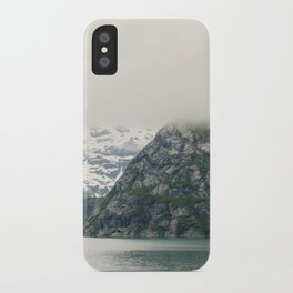 In Glacier Bay iPhone Case