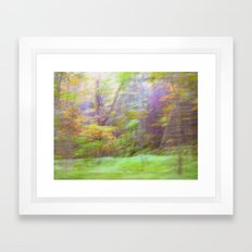 Who wants to go on a trip? Framed Art Print