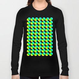 dots pop pattern 3 Long Sleeve T-shirt