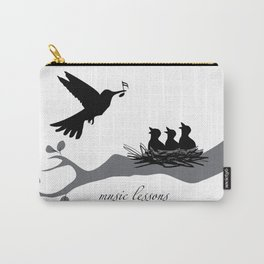 music lessons Carry-All Pouch