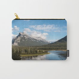 Vermillion Lakes, Banff Alberta Canada Carry-All Pouch
