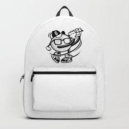 Golfer Funny Golf Cartoon  Backpack