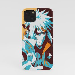 Minato Namikaze iPhone Case