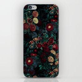 Night Garden XXXI iPhone Skin