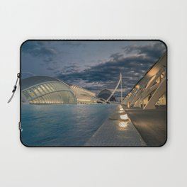 City of Arts and Sciences Laptop Sleeve