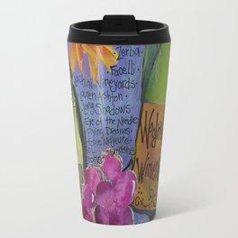 WOODINVILLE WINERIES Travel Mug