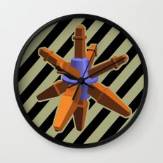 Unibot Wall Clock
