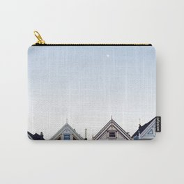 Moonlit Painted Ladies Carry-All Pouch