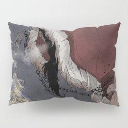 Krampus Christmas Pillow Sham