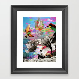 MIJA Draft #2 Framed Art Print