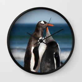 Things are looking up! Wall Clock
