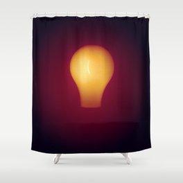 light em up Shower Curtain