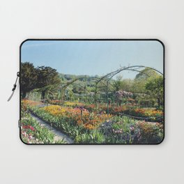 Monet's Garden Laptop Sleeve