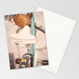 Electra bicycle Stationery Cards