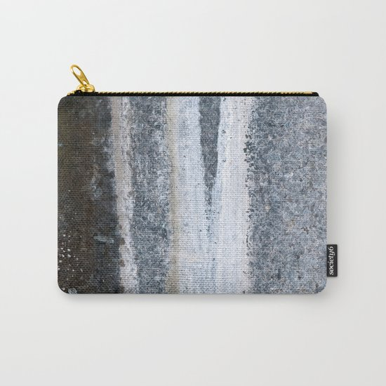 Soapstone texture #1 #decor #art #society6 Carry-All Pouch