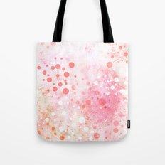 Watercolor Retro Pink Tote Bag