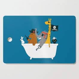 Everybody wants to be the pirate Cutting Board