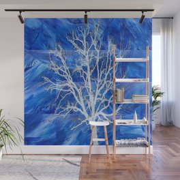 and the seed became tree Wall Mural