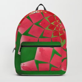 Spiral Rose Backpack