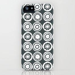 Daisy Doodles 4 iPhone Case