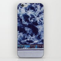 indonesia iPhone & iPod Skins featuring Waves in Indonesia by Suzanne Trooster
