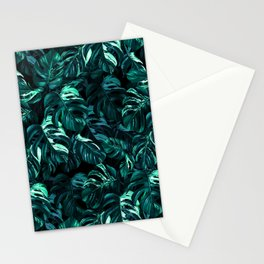 TROPICAL GARDEN XII Stationery Cards
