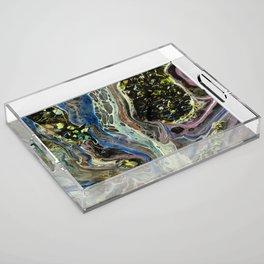 Deep Fire Acrylic Tray