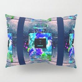 Perfume Dark Grunge Pillow Sham