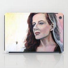 Madonna Of The Wasps iPad Case