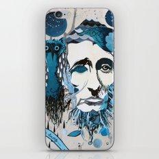 Thoreau iPhone & iPod Skin