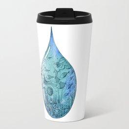 OCEAN DROP Travel Mug