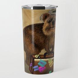 Traveller // quokka Travel Mug
