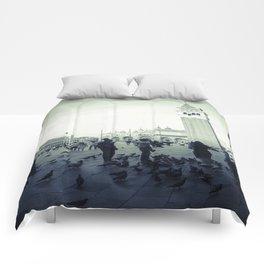 Venice, Piazza San Marco 1 Comforters