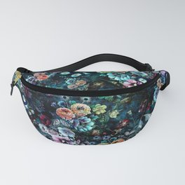 Night Garden Fanny Pack