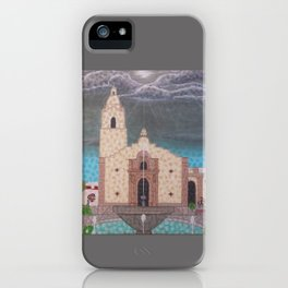 Nublado en Magdalena de Kino iPhone Case