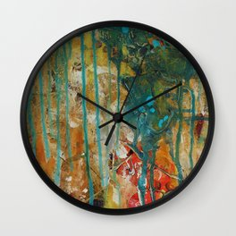 The Canyon Series (Whole Piece) Wall Clock