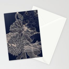 ..you will connect the dots eventually. Stationery Cards