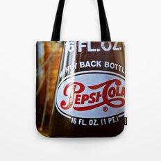 Pepsi nostalgia Tote Bag