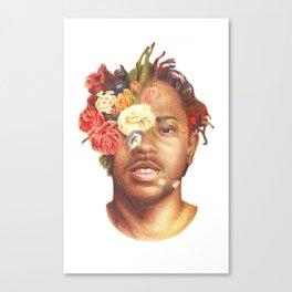Poetic Justice Canvas Print