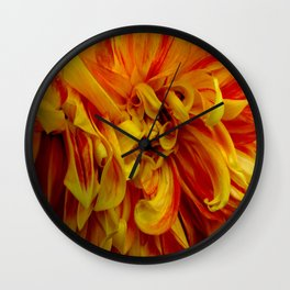 Colors In Bloom 23 Wall Clock