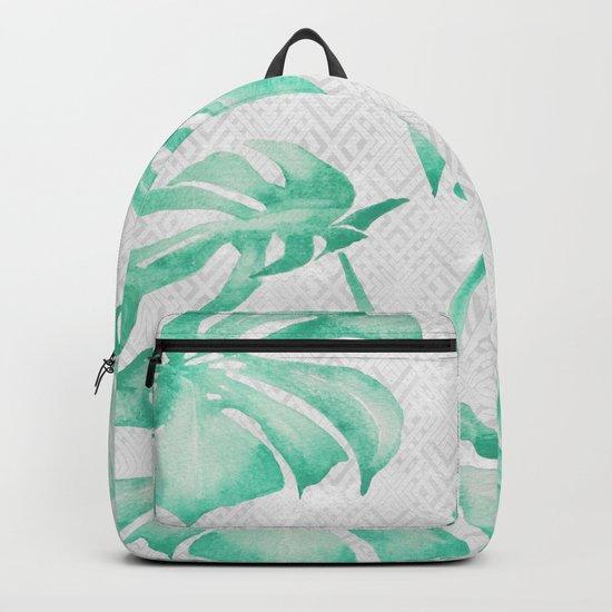 city leaf Backpack