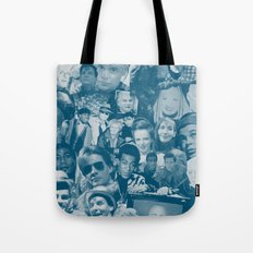 Red Dwarf: Fan Collage Tote Bag