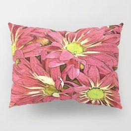 Autumn Mums Pillow Sham