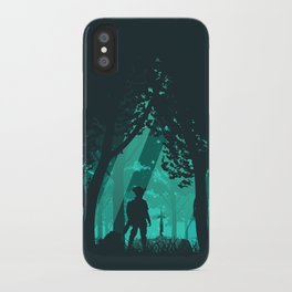 It's Dangerous To Go Alone iPhone Case