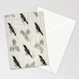 The Nuthatch Stationery Cards