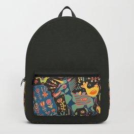 Unicorn Babble Backpack