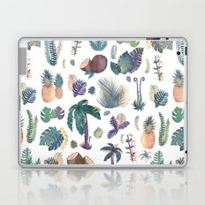 tropical nature pattern!! Laptop & iPad Skin